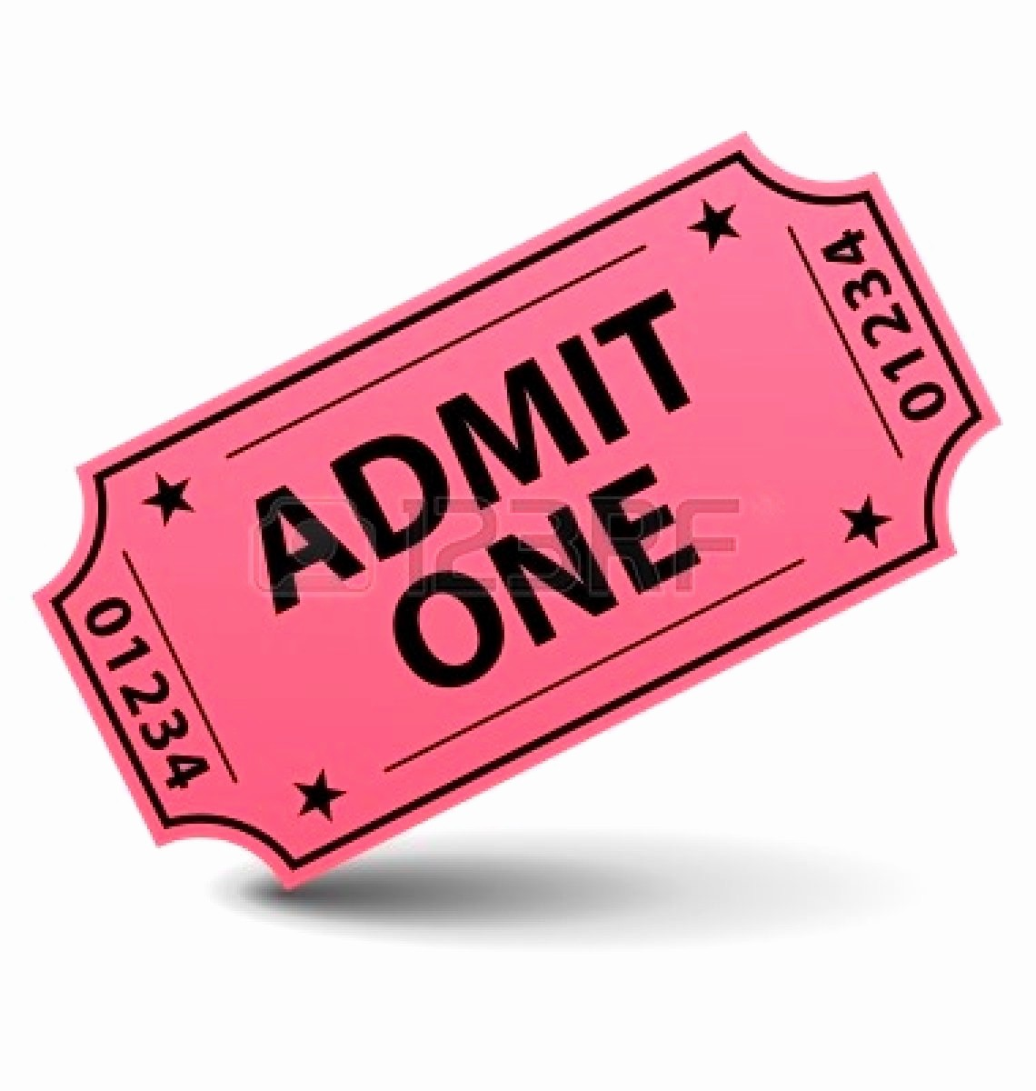 Admit One Ticket Template Word Best Of Admit E Template Example Mughals