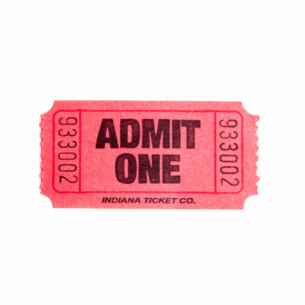 Admit One Ticket Template Word Elegant Admit E Template Example Mughals