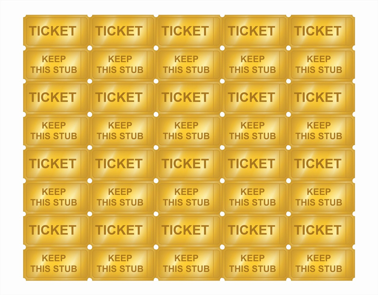 Admit One Ticket Template Word Elegant Admit E Ticket Template Example Mughals