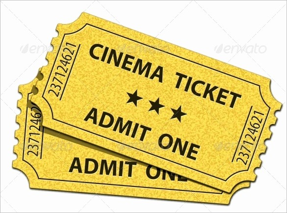Admit One Ticket Template Word Inspirational Search Results For