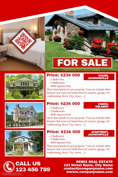 Open House Flyer Templates Free Awesome Open House Flyer Template