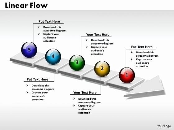 Process Flow Diagram Powerpoint Template Beautiful Process Powerpoint Template Ppt 3d Circle Arrow Process