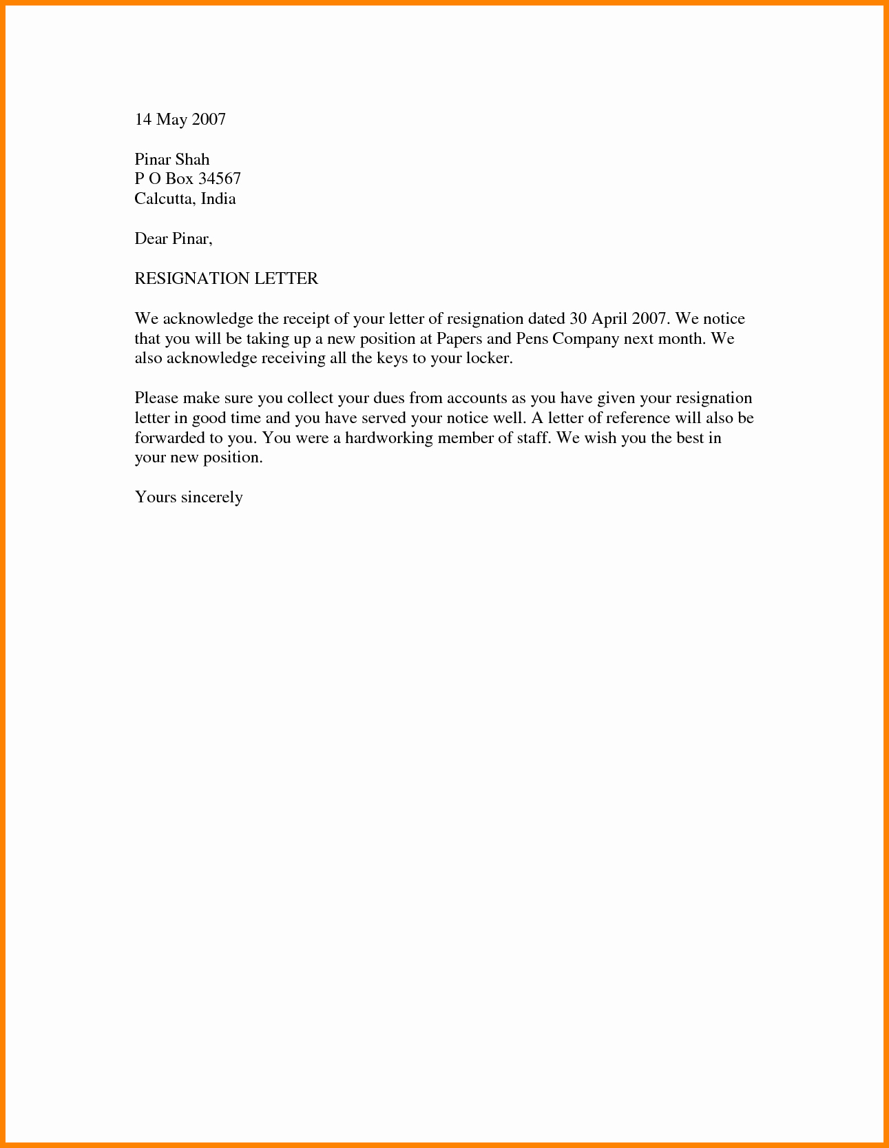Resignation Letter Templates for Word New Resignation Letter Template Word