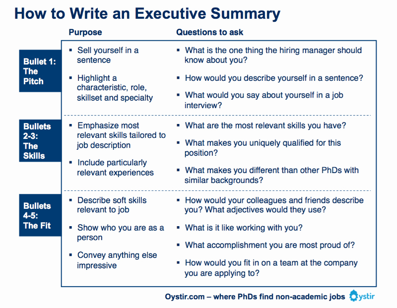 1 Page Executive Summary Template Elegant Image Result for Executive Summary format