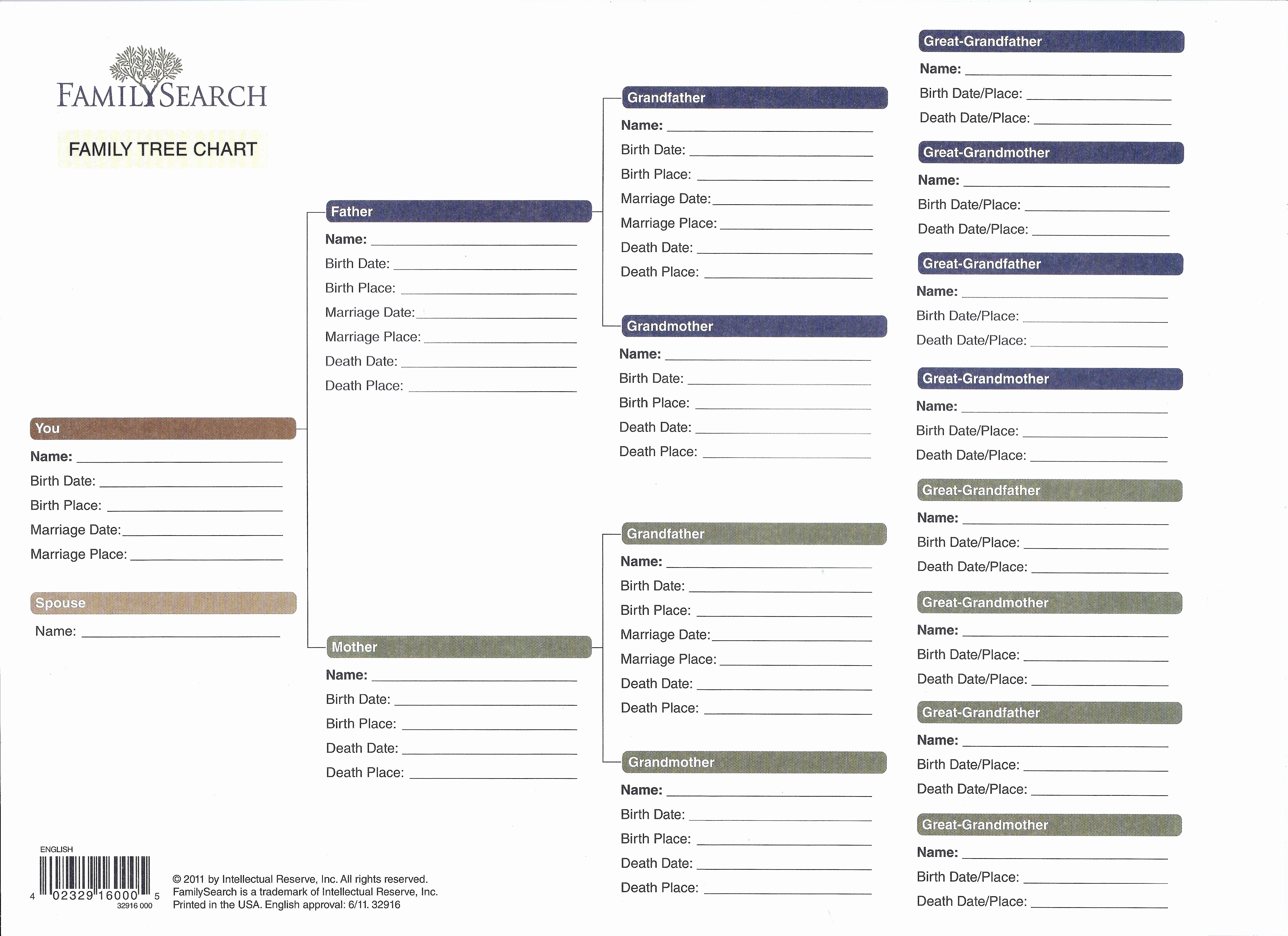 10 Generation Family Tree Excel Elegant 12 13 Family Tree Spreadsheet Template
