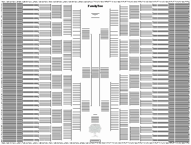 10 Generation Family Tree Excel Fresh Excel Family Tree Template 10 Generations 10 Generation
