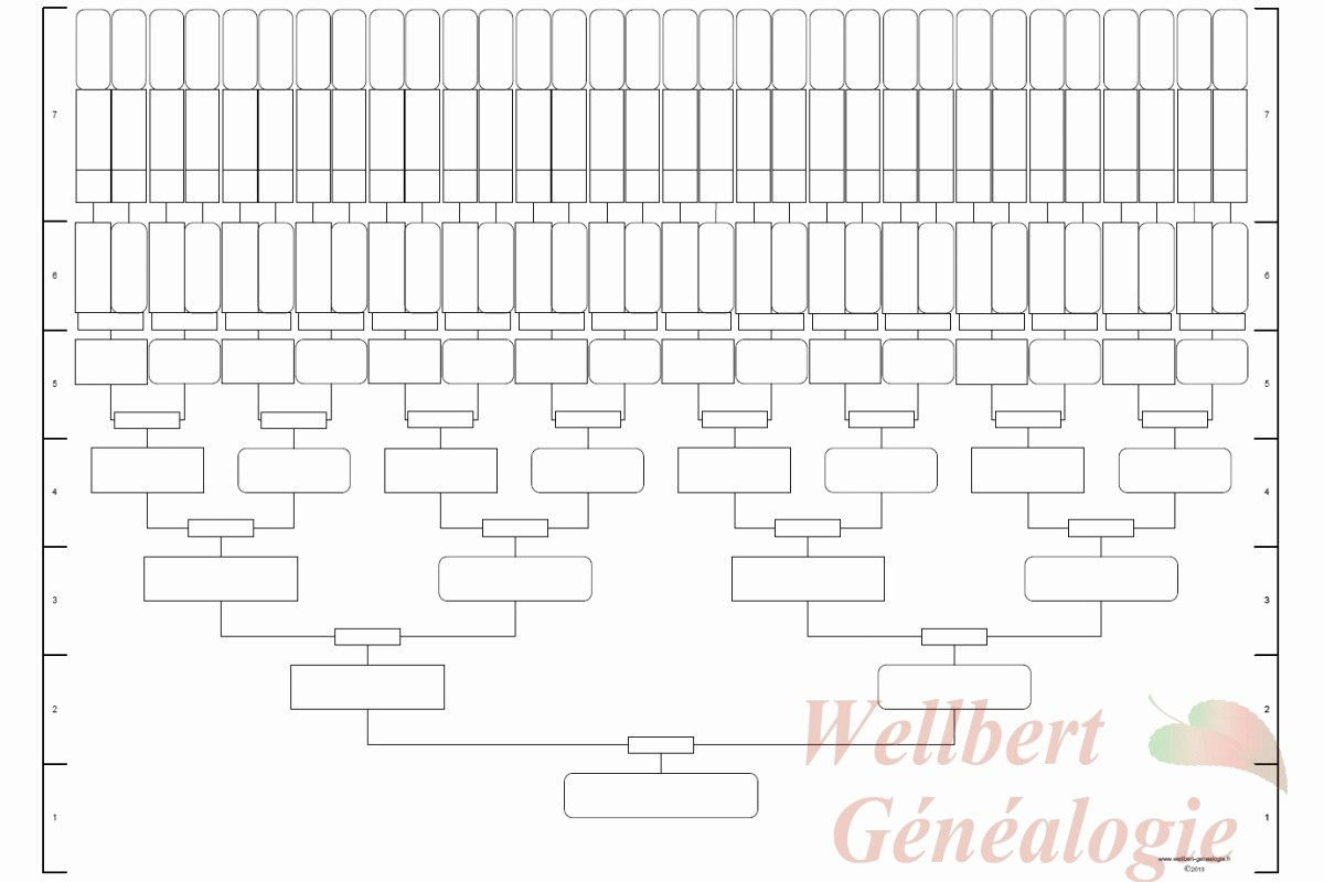 10 Generation Family Tree Template Beautiful 8 Best Of Family Tree Printable Fill In Blank