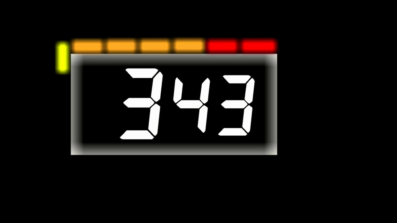 10 Minute Timer with Buzzer Luxury 10 Minute Countdown Timer with 16bit Genesis Music