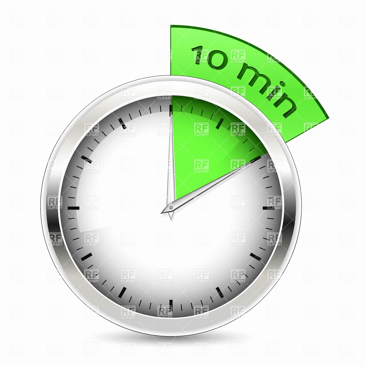 10 Minute Timer with Buzzer Luxury 10 Minutes Timer Vector Image Of Objects © Frbird 6005
