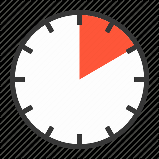 10 Minute Timer with Buzzer New 10 Min Clock Minute Ten Timer Icon