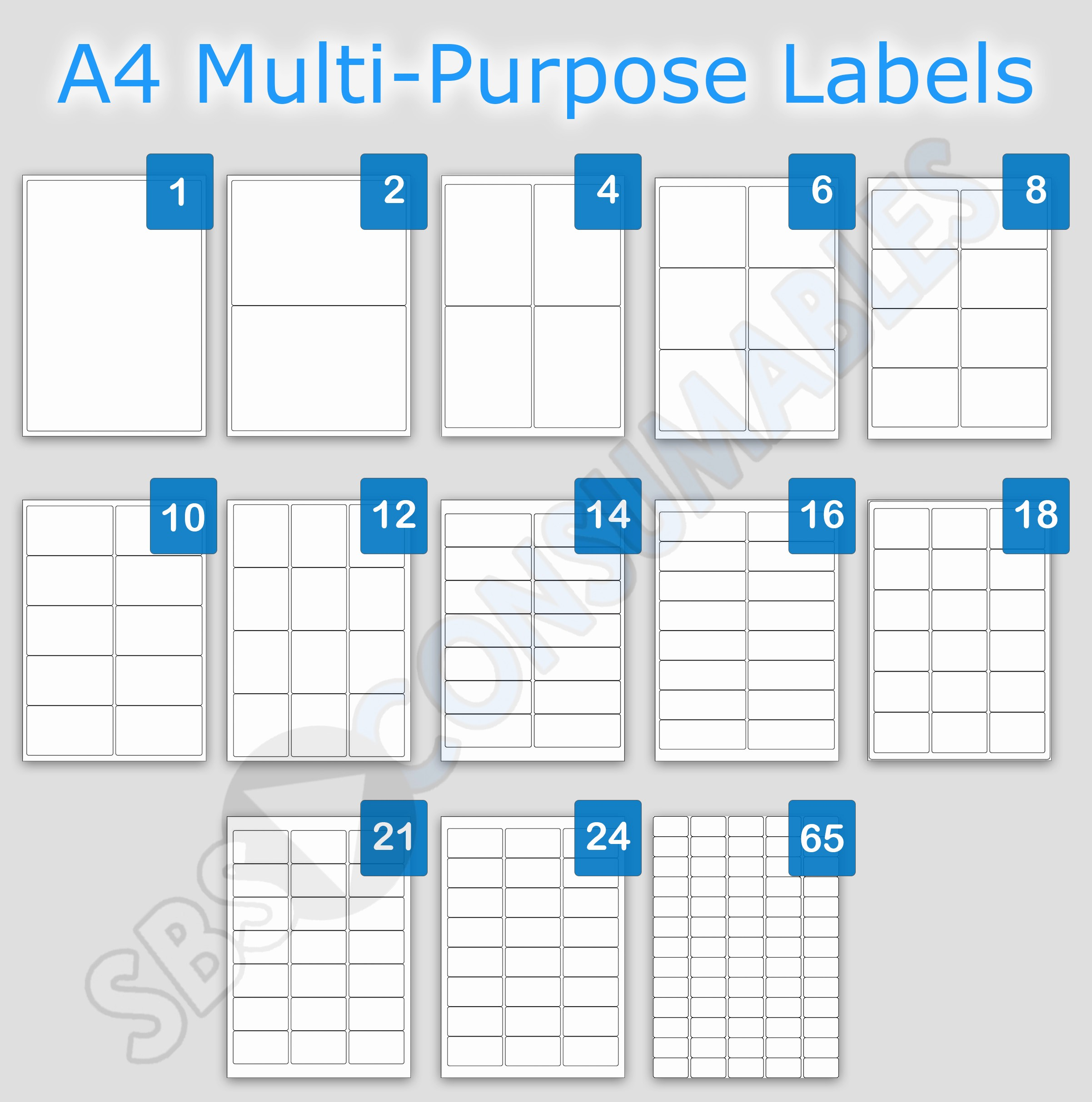10 Per Sheet Label Template Best Of Label Template 65 Per Sheet