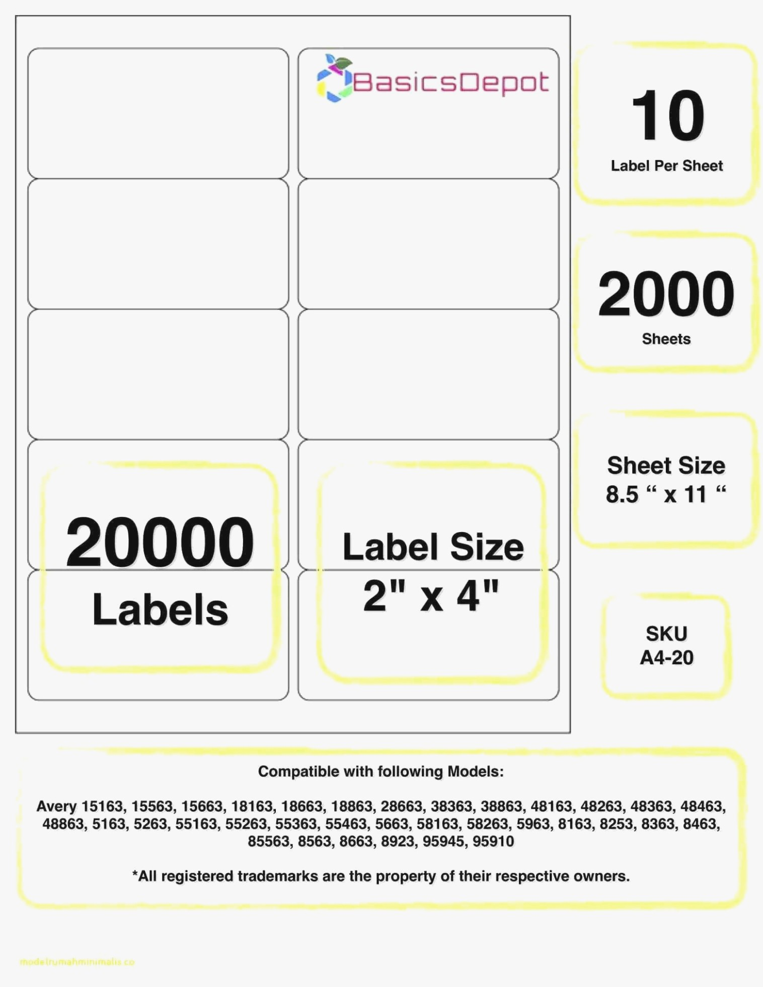 10 Per Sheet Label Template New 15 Questions to ask at Avery Label Sizes 15 Per Sheet