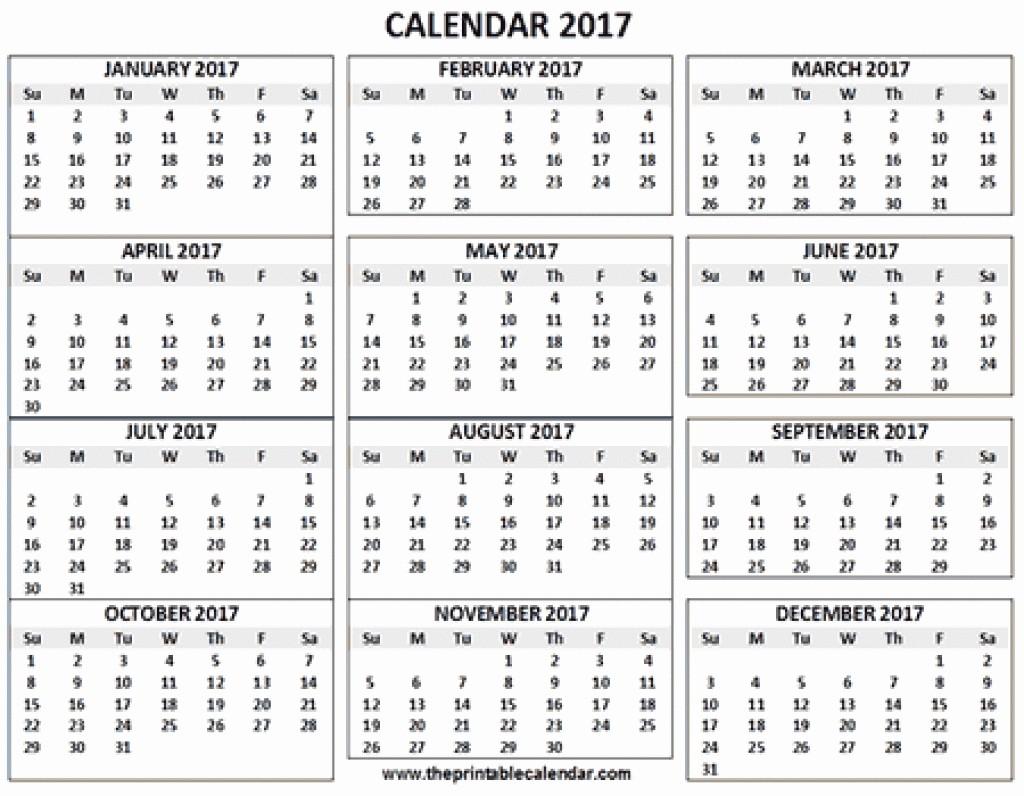 12 Month Calendar 2018 Printable Unique 12 Month Calendar 2018 E Page