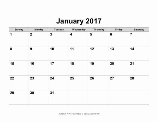 12 Month Calendar Template Word Best Of July 2017 Calendar Word
