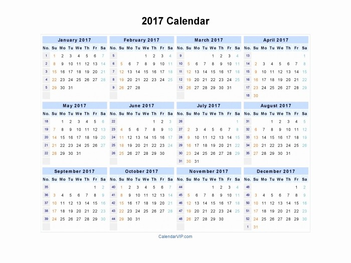 12 Month Calendar Template Word Fresh 12 Month Calendar Template 2017