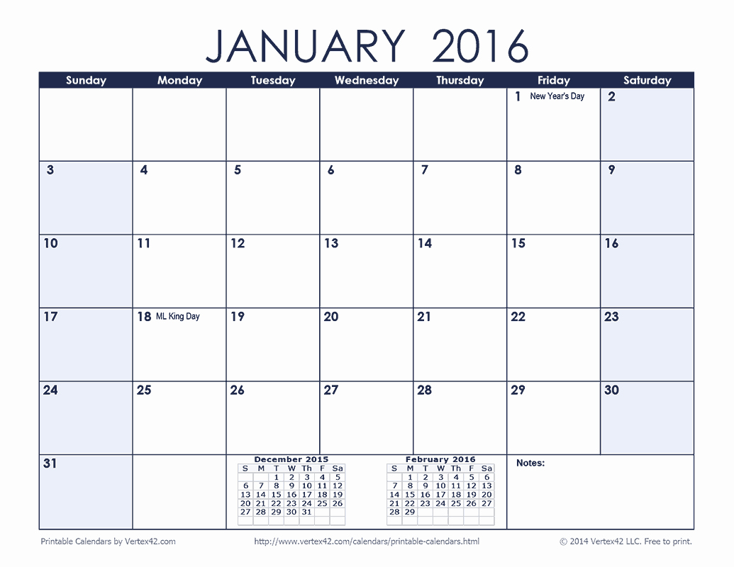 12 Months Calendar 2016 Printable New Calendar 2016 by Month to Print Calendar Month 12 12 Month