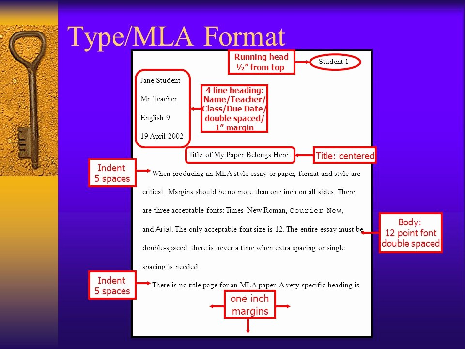 12 Point Font Double Spaced Awesome the Research Paper A Ten Step Process Ppt Video Online