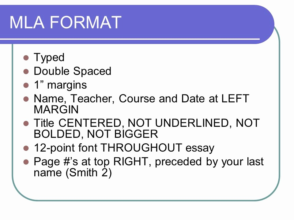 12 Point Font Double Spaced Fresh How to Write A Review and How Not to Ppt