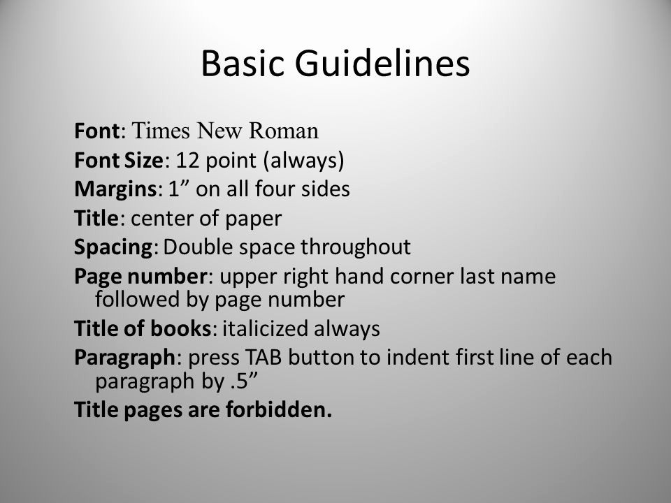 12 Point Font Double Spaced Lovely Mla format Mla Ppt Video Online
