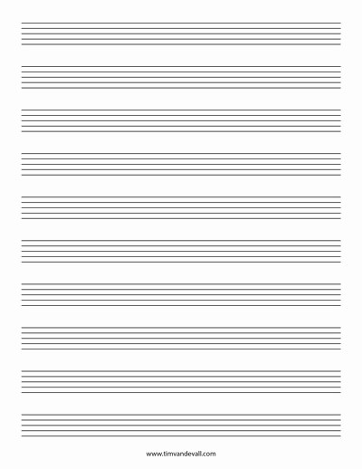 12 Stave Manuscript Paper Pdf Awesome 97 Blank Music Staff Paper Pdf 6 10 12 Stave Sheet Music