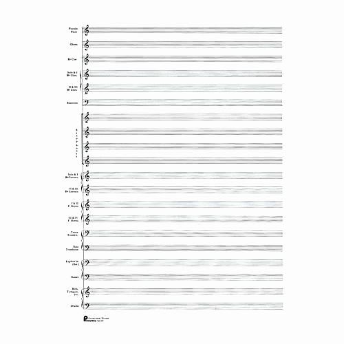 12 Stave Manuscript Paper Pdf Luxury Stave Paper Music Staff Paper Template 12 Stave Music