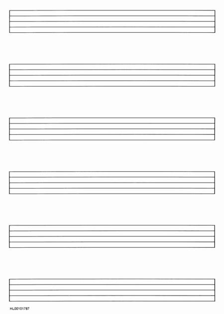 12 Stave Manuscript Paper Pdf Unique Free Music Staff Paper Blank Big Staff Paper