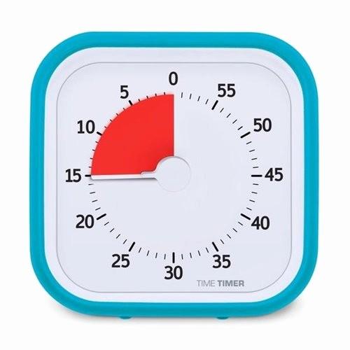 15 Minute Timer with Buzzer Lovely Time Timer Mod Bleu Ciel 60 Minutes