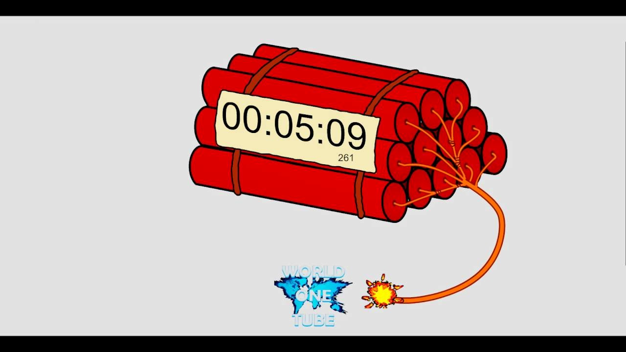 15 Minute Timer with Buzzer Luxury Countdown Dynamite Timer 15 Minutes