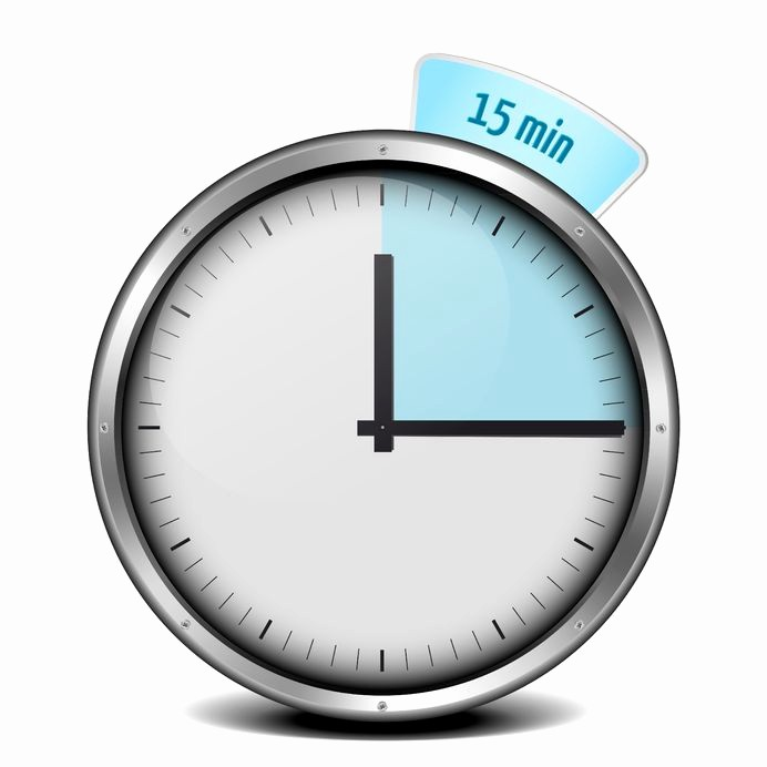 15 Minute Timer with Buzzer Luxury How Rounding Works In Payroll and Overtime Hr Payroll