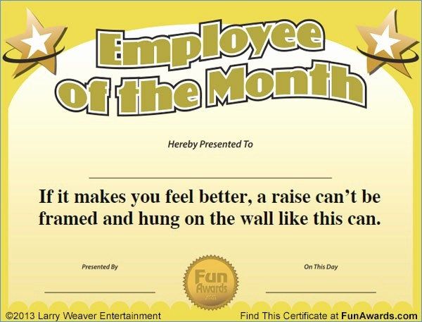 1st Place Certificate Template Word Awesome Award Certificate Template Free