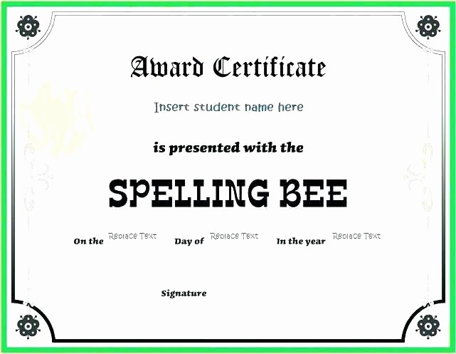 1st Place Certificate Template Word Beautiful First Place Award Template – Lccorp