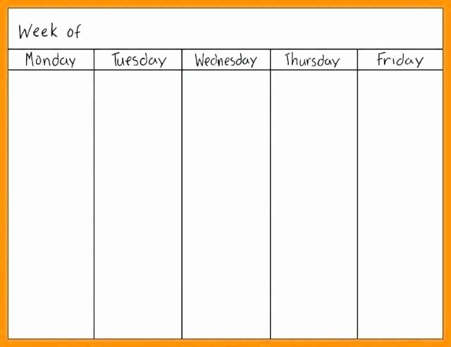 2 Week Calendar Template Word Inspirational Two Week Printable Calendar 8 Best 2 Page Monthly