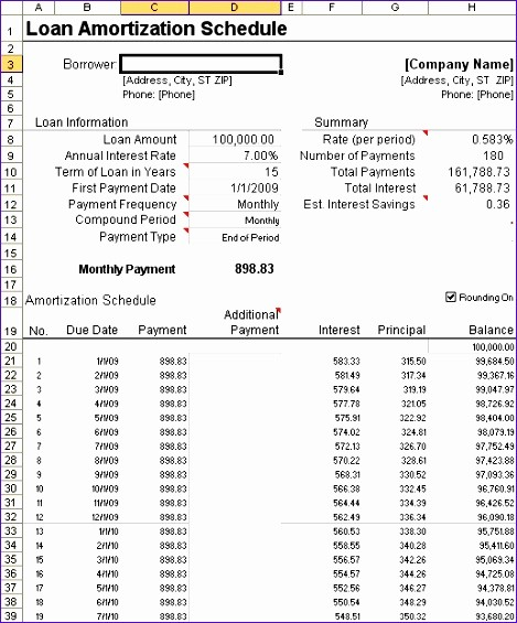 20 Year Amortization Schedule Excel Awesome Loan Repayment Schedule Excel Template Nhjis Lovely Loan