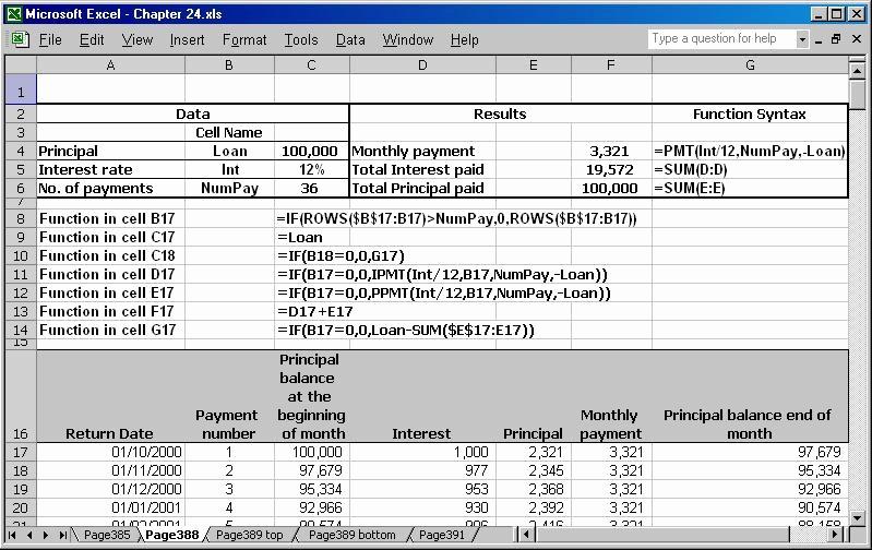20 Year Amortization Schedule Excel Unique Opinie I Recenzje O Amortization Schedule for Excel