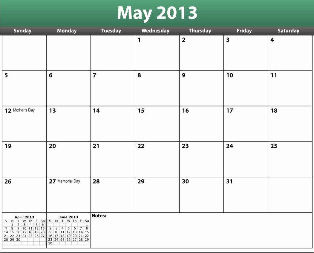 """2013 Calendar Printable One Page Awesome Search Results for """"2013 Printable Calendar E Page"""