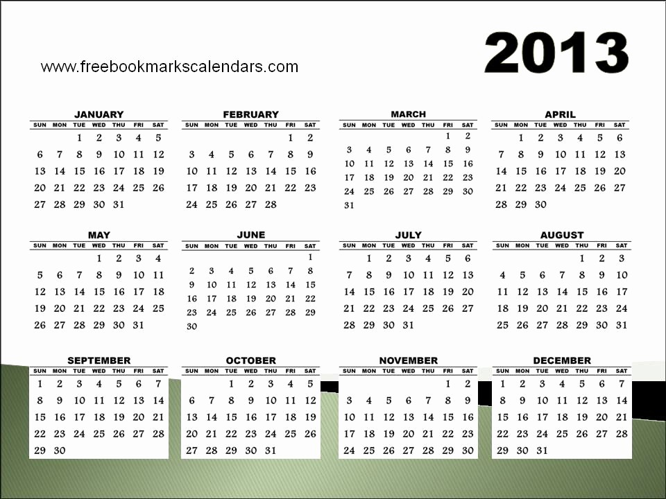 2013 Calendar Printable One Page New Index Of Postpic 2012 11