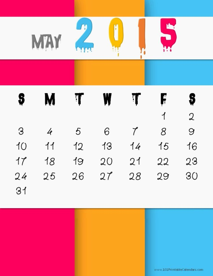 2015 Calendar with Holidays Excel Best Of 15 Best Images About May 2015 Calendar On Pinterest