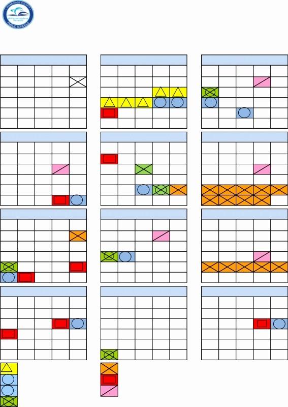 2016 2017 School Calendar Template Best Of Miami Dade School Calendar 2016 2017 Free Calendar Template