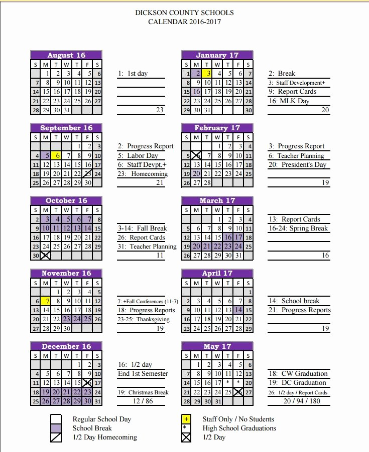 "2016 2017 School Calendar Template New Search Results for ""cfisd Year Calendar"" – Calendar 2015"