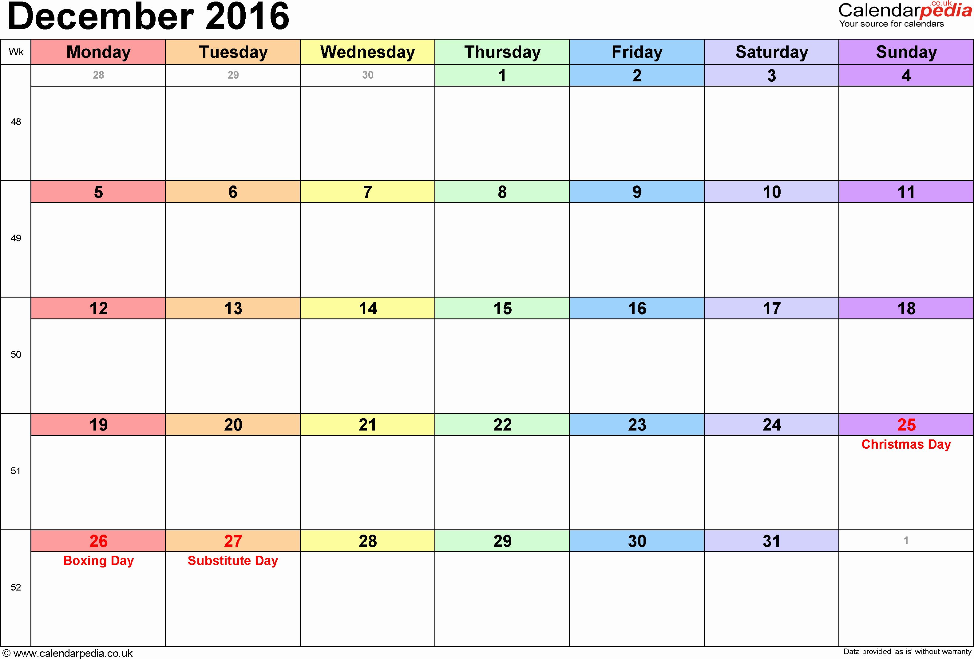 2016 Calendar Excel with Holidays Elegant Calendar December 2016 Uk Bank Holidays Excel Pdf Word