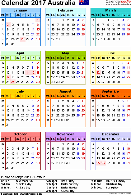 2017-18 Blank Calendar Unique Calendar 2017 50 Important Calendar Templates Of 2017