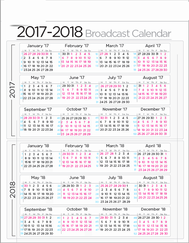 2017-2018 Printable Calendar Lovely 2017 2018 Printable Calendars