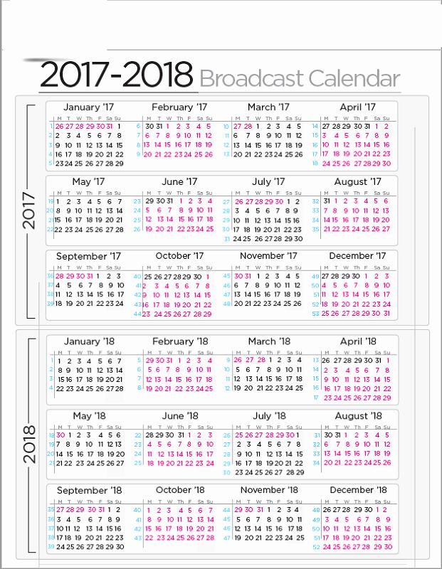 2017-2018 Printable Calendar Lovely 2017 2018 Printable Calendars