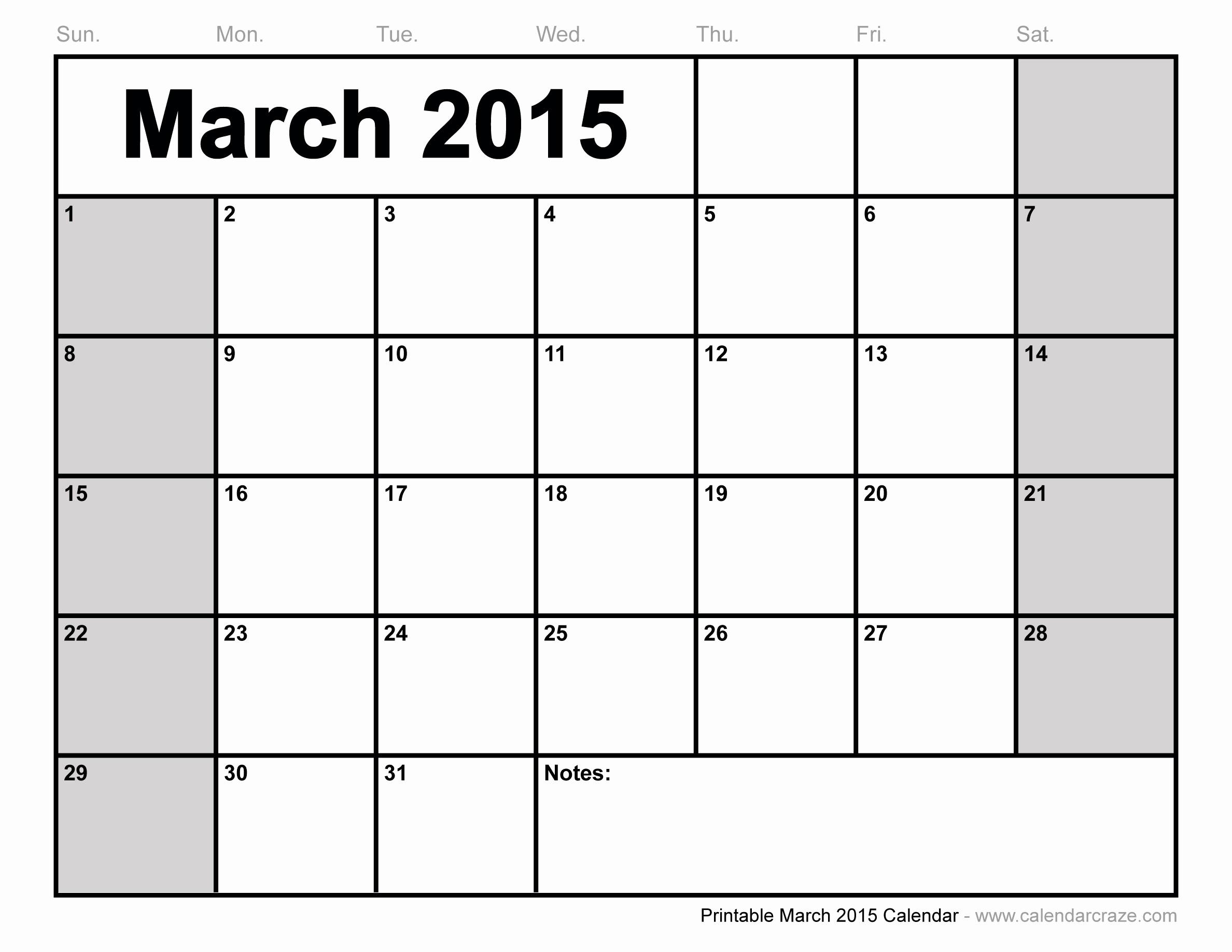 2017 Calendar Month by Month Elegant 2015 Calendar Printable by Month – 2017 Printable Calendar