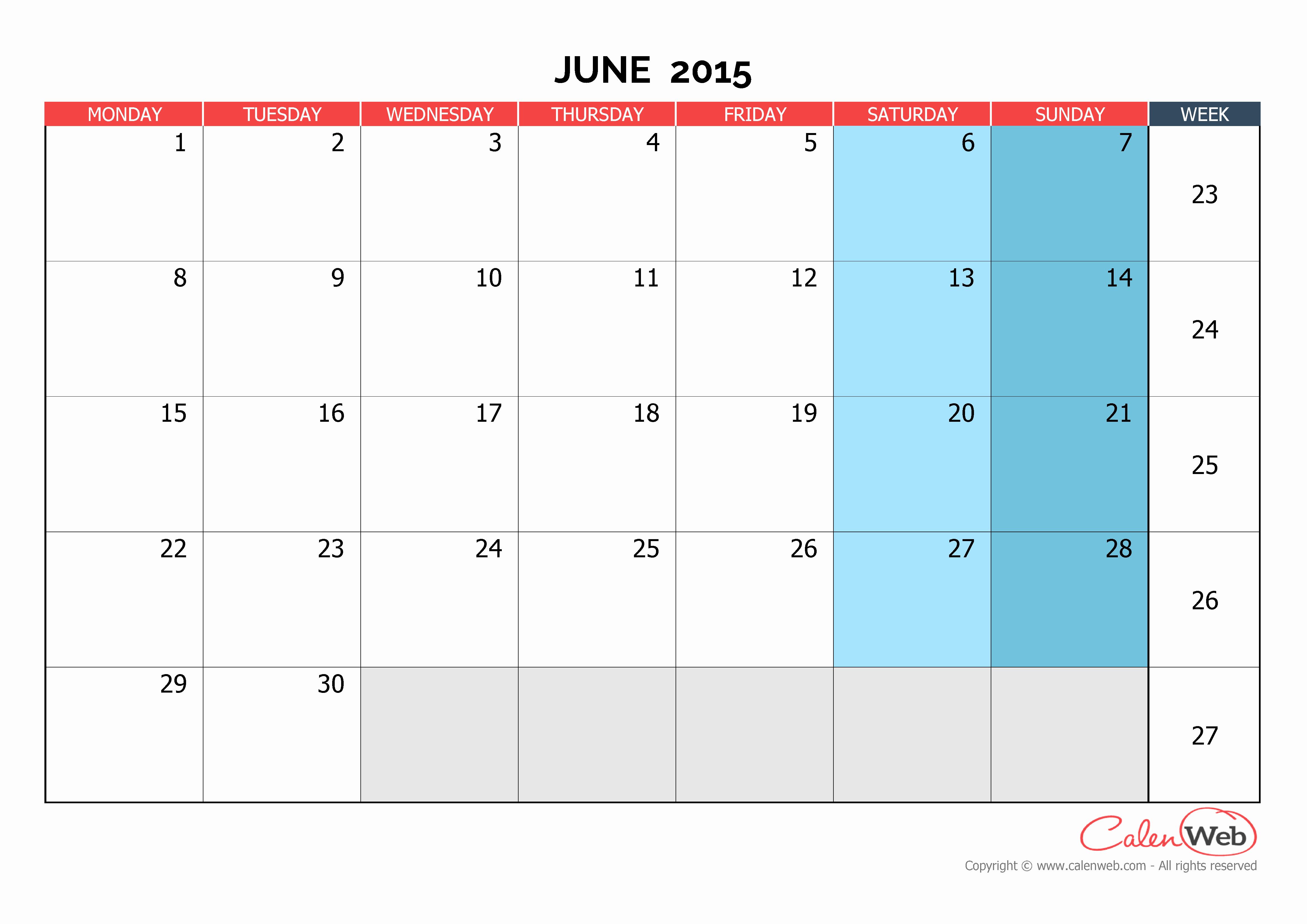2017 Calendar Month by Month Inspirational Month Calendar – 2017 Printable Calendar