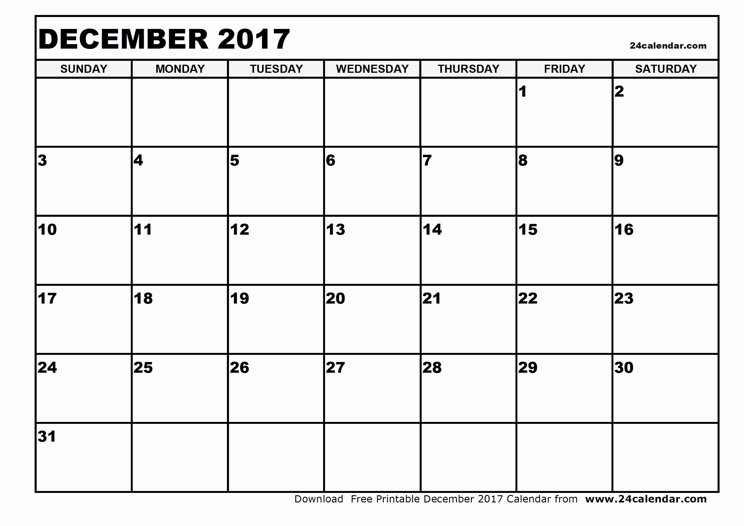 2017 Calendar Template with Notes Awesome December 2017 Calendar Printable with Notes