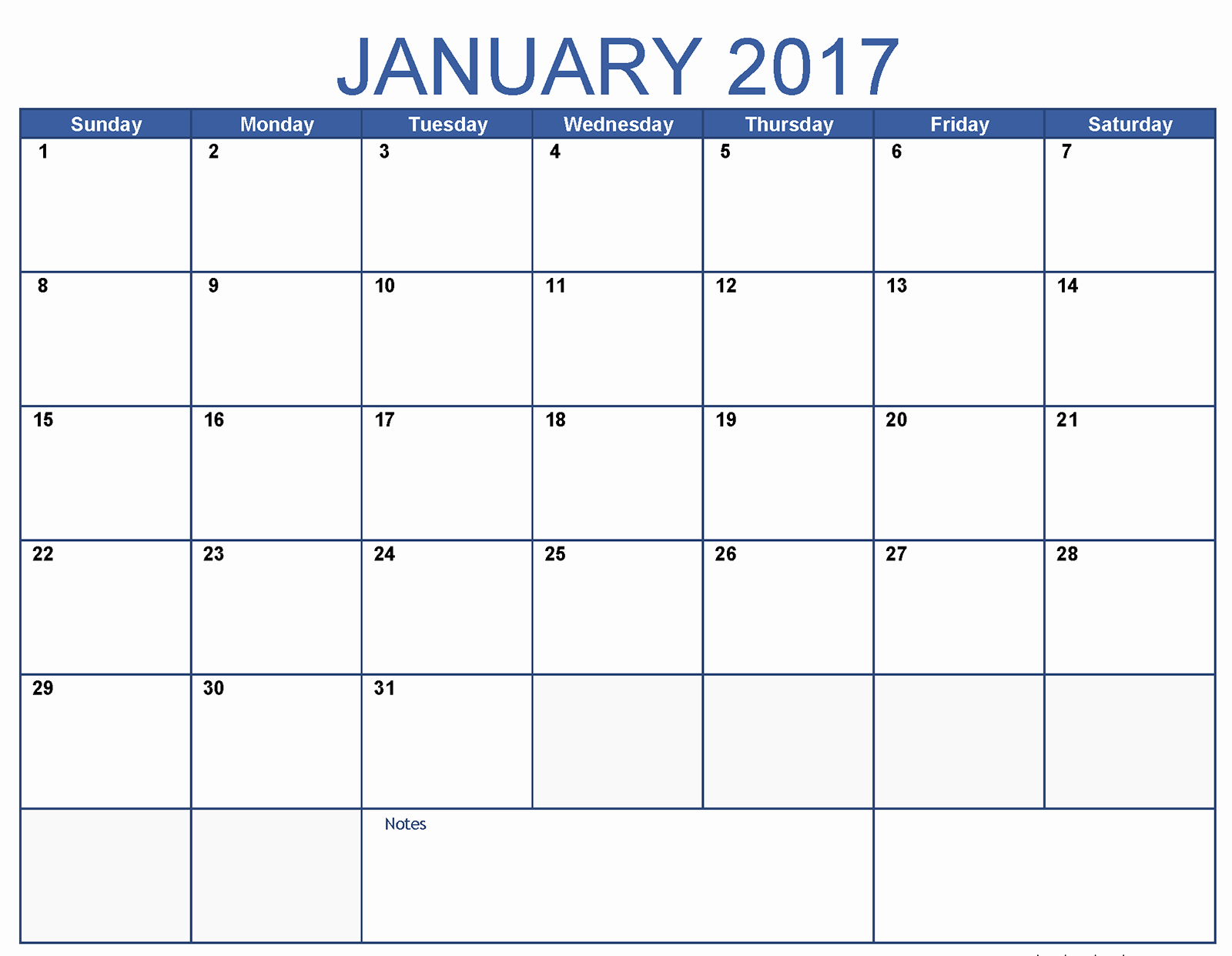 2017 Calendar Template Word Document Awesome January 2017 Word Calendar Wordcalendar