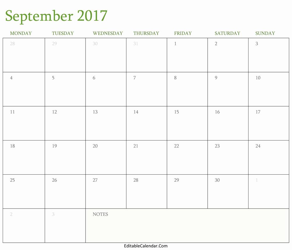 2017 Calendar Template Word Document Beautiful Word Calendar Template 2017