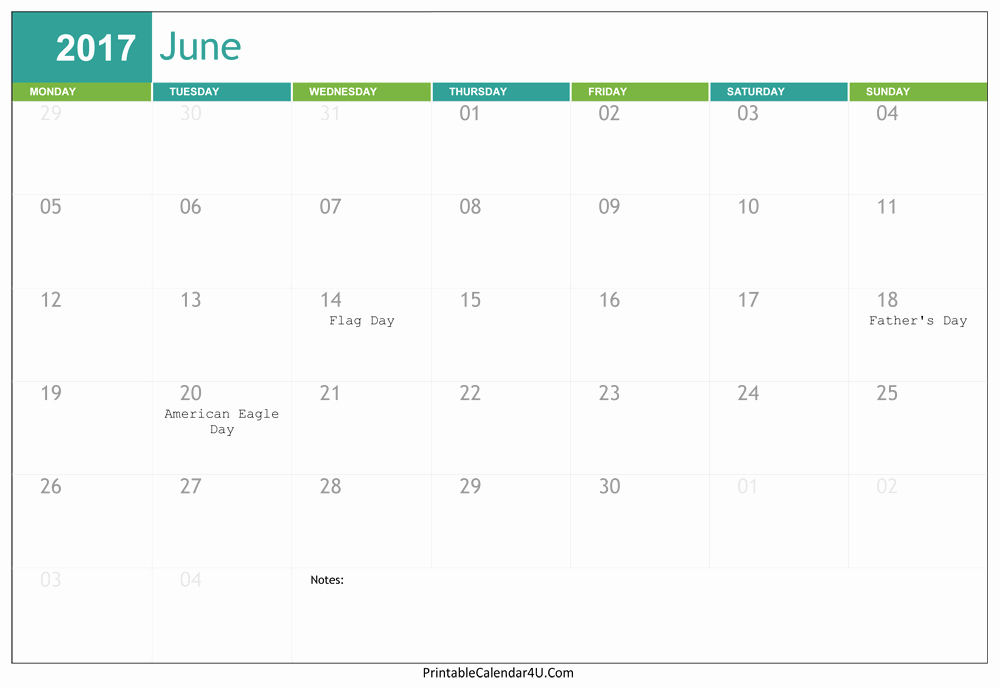 2017 Calendar Template Word Document Elegant June 2017 Calendar Word