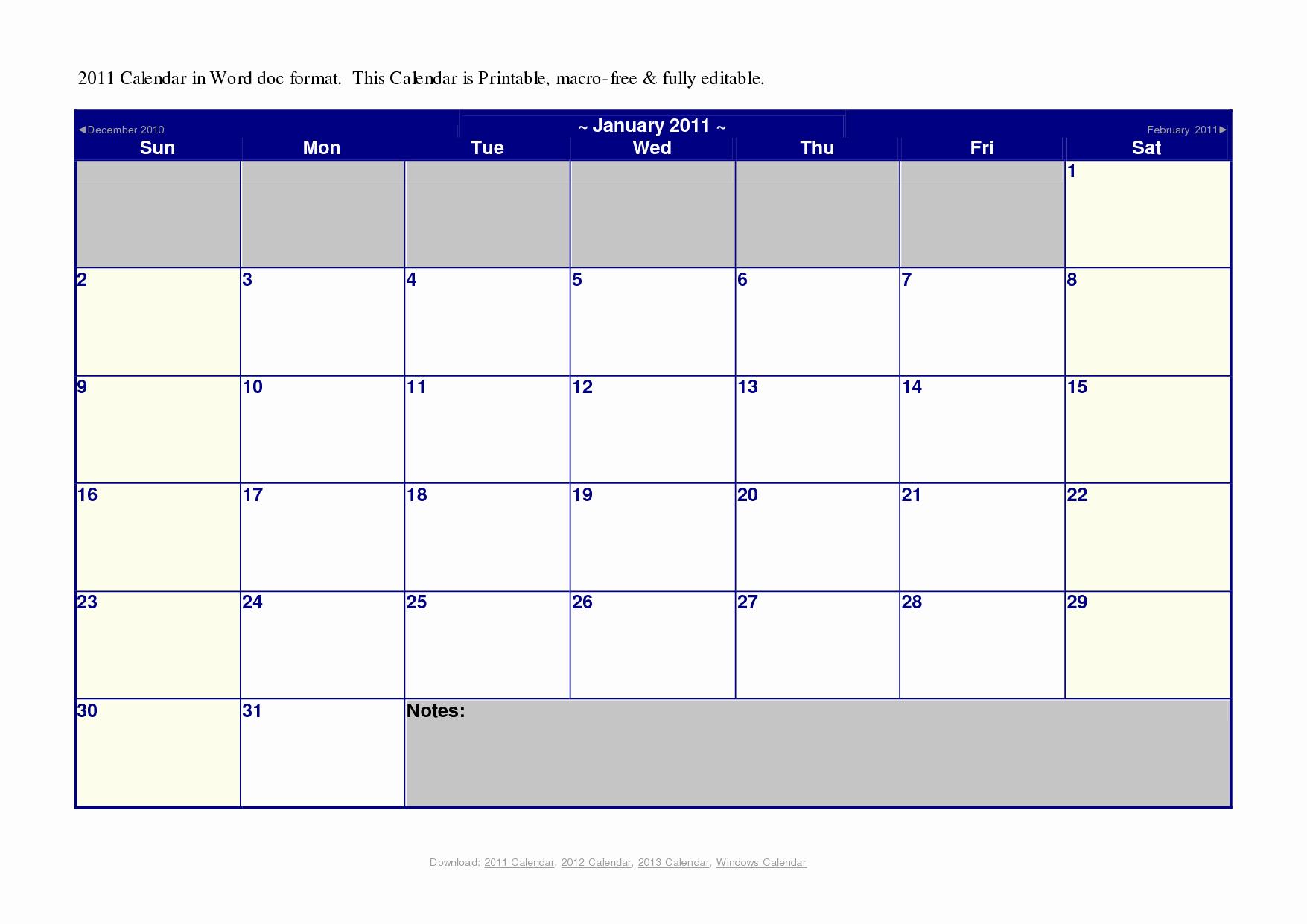 2017 Calendar Template Word Document Inspirational Weekly Calendar Template Word Pdf Monthly Calendar